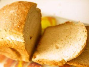 メープルバター食パン